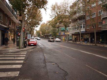 estudio psoe ciudad lineal calle alcala dic2010 01 Estudio sobre la calle Alcalá.