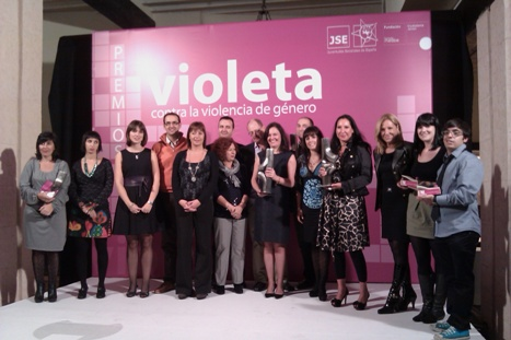 premios violeta jse 2010 Rematando el ao.