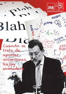 rajoy enmudece 212x300 Cuando se trata de aportar soluciones, Rajoy enmudece